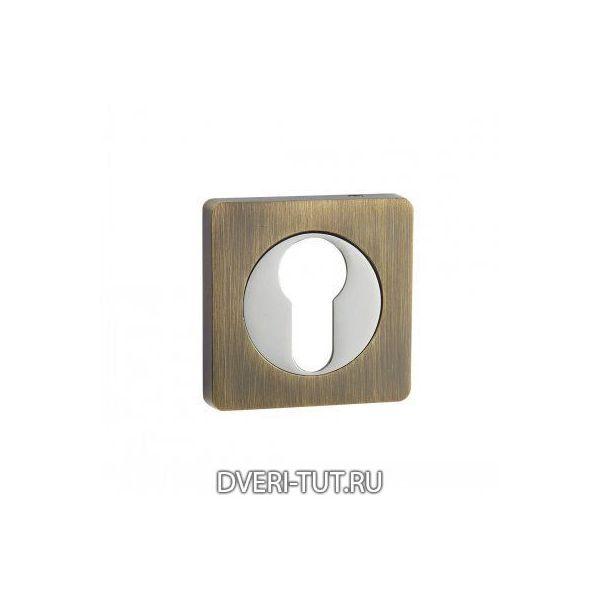 Накладки на цилиндр Vintage ET02Q бронза