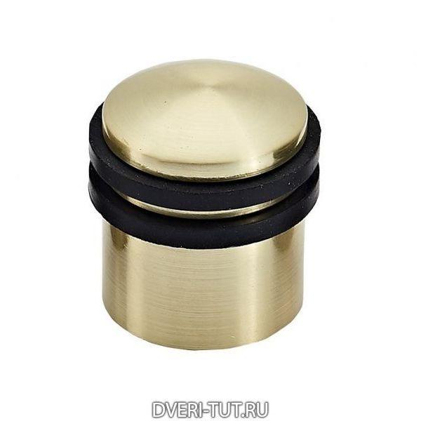 Дверной ограничитель (Стопор) Vintage DS5SB матовое золото