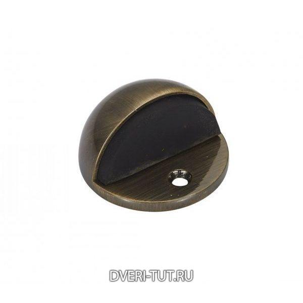 Дверной ограничитель (упор) Vintage DS3AB бронза