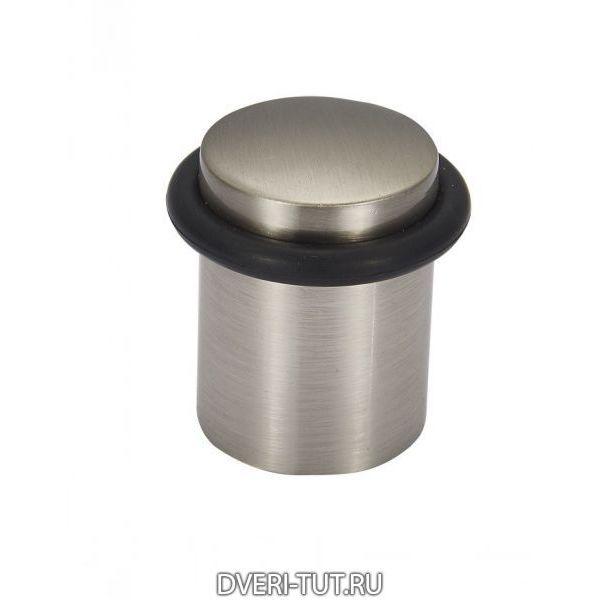 Ограничитель дверной (стопор) Vintage DS2SN матовый никель