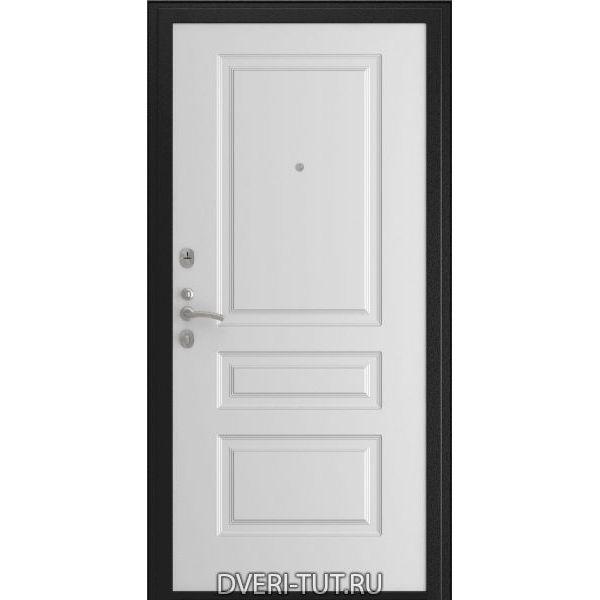 Дверь ТУТ-3Б с панелями натуральный шпон дерева под межкомнатные двери Luxor
