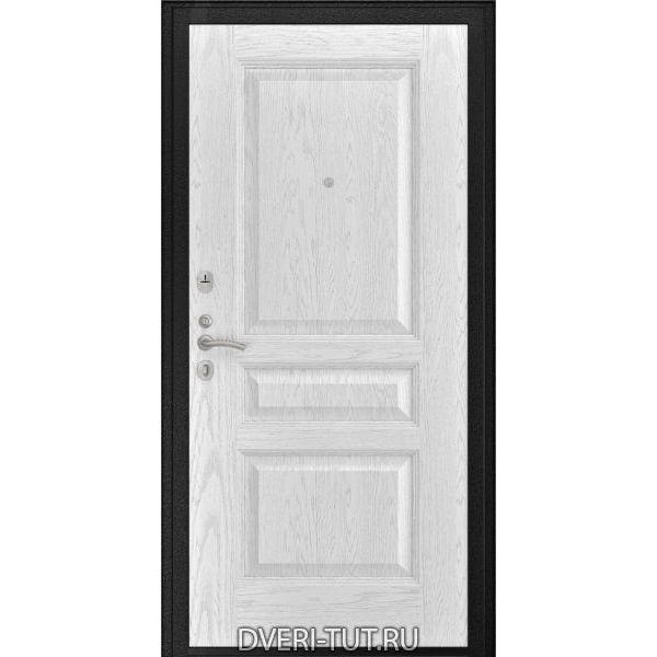 Дверь ТУТ-4 с панелями натуральный шпон дерева под межкомнатные двери Luxor