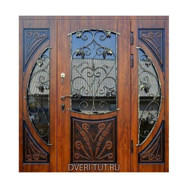 Дверь уличная Эксклюзив для частного дома