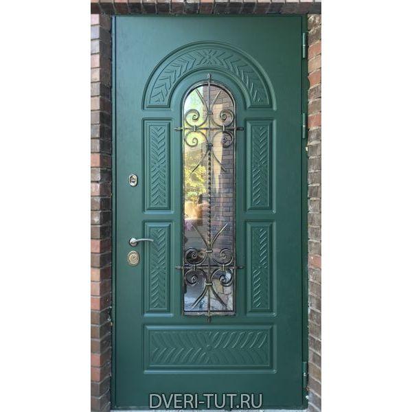 Уличная дверь для коттеджа Эдинбург