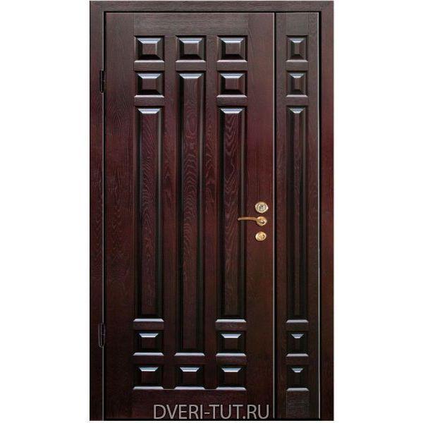 Двупольная дверь Cambridge (Кембридж) в частный дом.