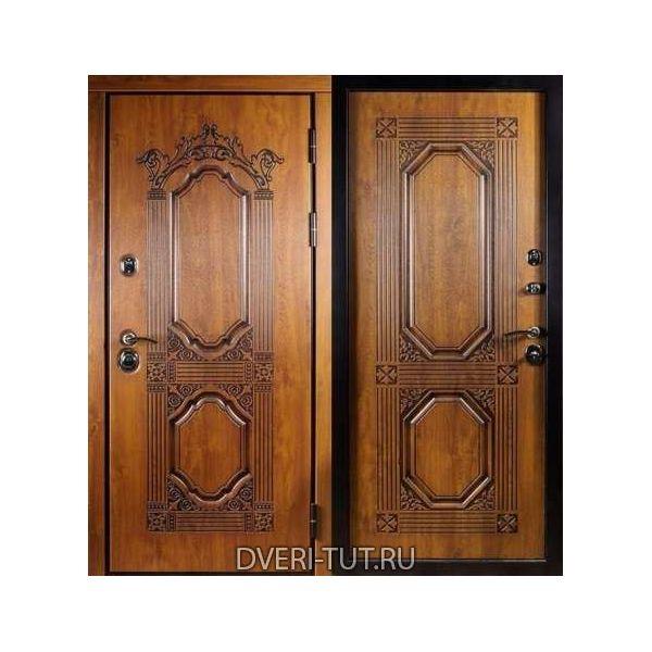 Входная металлическая дверь Франциск в квартиру и дом.