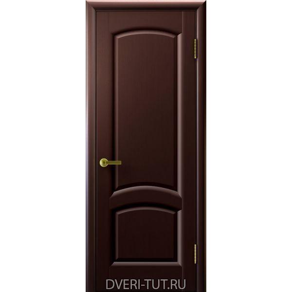 Дверь Лаура ДГ шпон венге (глухая)