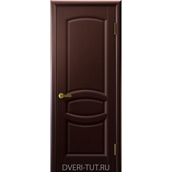 Дверь Анастасия ДГ шпон венге (глухая)